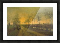 Dusk by Maris Picture Frame print