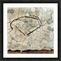 Egon Schiele - Winter Tree Picture Frame print