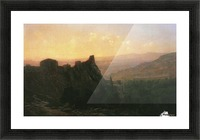 View of Tiflis Picture Frame print
