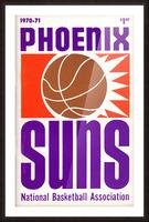1970 Phoenix Suns Picture Frame print