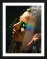 Rainbow Warrior Picture Frame print