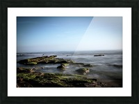 Turtle Island Picture Frame print