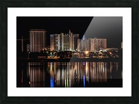 Costal Breezeways Picture Frame print