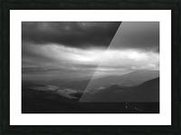 O Cebreiro Picture Frame print