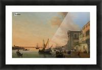 Venice Bay Picture Frame print