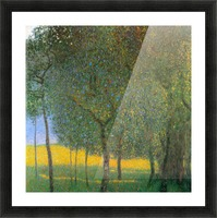 Fruit Trees by Klimt Picture Frame print