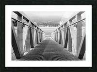 Deck Picture Frame print