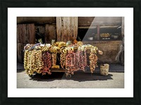 Fruits Picture Frame print