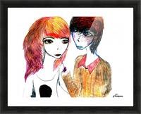 interchangingversionthree Picture Frame print