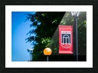 University of Georgia   Athens GA 07197 Picture Frame print