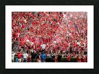 University of Georgia Football   Athens GA 3137 Picture Frame print