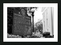 University of Georgia   Athens GA 07308 Picture Frame print