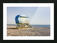 Miami Beach 105 Picture Frame print