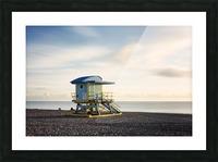 Miami Beach 030 Picture Frame print