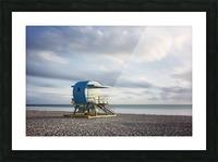 Miami Beach 042 Picture Frame print