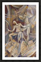 From the series of: Dance Picture Frame print
