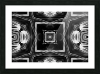 Digital art Picture Frame print