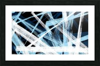 Frost Picture Frame print