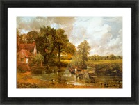 Hay Wain by Constable Picture Frame print
