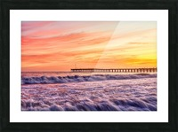 Energized Picture Frame print