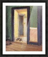 At lunchtime by Anna Ancher Picture Frame print