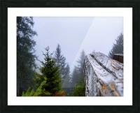 Mt Rigi Picture Frame print