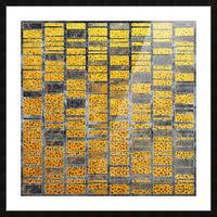 Marble XXXVII Picture Frame print