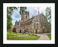 Church of St Mary the Virgin  Picture Frame print