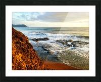 Jaco Beach Picture Frame print