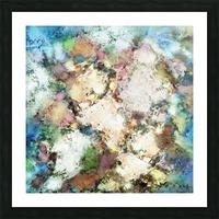 Terrain Picture Frame print