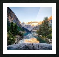 Lake Louise  Picture Frame print