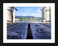 Zurich  Picture Frame print