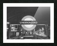 London Picture Frame print