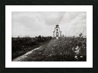 Phare de Saint-Andre Kamouraska Impression et Cadre photo