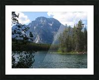 Boulder Island Respite 1 Picture Frame print