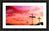 The Sacrifice Picture Frame print