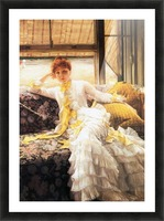 July by Tissot Picture Frame print