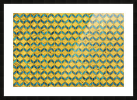 Geometric  XXXXX  Picture Frame print
