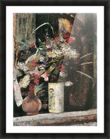 Blooms by Lesser Ury Picture Frame print