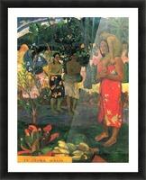La Orana by Gauguin Picture Frame print
