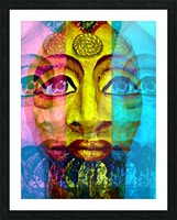 Ancient Egyptian Goddess  Picture Frame print