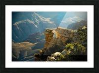 Grand Canyon South Rim Picture Frame print