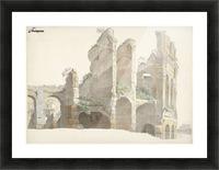 Het Colosseum te Rome Picture Frame print