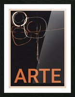 ARTE -1  Picture Frame print