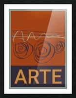 ARTE -7  Picture Frame print