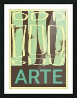 ARTE -13  Picture Frame print
