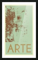 ARTE -25  Picture Frame print