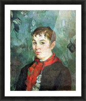 Landlord s Daughter by Gauguin Picture Frame print