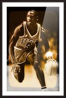 1984 michael jordan usa olympic basketball team Picture Frame print