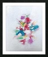 Flower bouquet Impression et Cadre photo